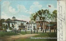 1905 Postcard - Mount Pleasant Military Academy - Ossining NY