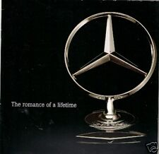 Mercedes-Benz C Class 2002 UK Market Mailer Brochure Sport Coupe Saloon Estate
