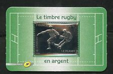 TIMBRE FRANCE NEUF AUTOADHESIF NEUF ** LE RUGBY