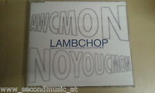 MAXI CD -LAMBCHOP--SELECTIONS FROM THE ALBUM AWCMON AND NOYOUCMON--PROMO-6 TACKS