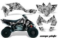 ATV Graphics Kit Quad Decal Sticker Wrap For Suzuki LTR450 2006-2009 CAMOPLATE S