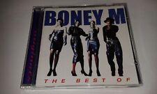 THE BEST OF BONEY M CD INC RIVERS OF BABYLON RASPUTIN MA BAKER ETC...