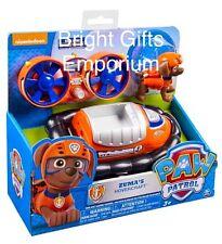 Paw Patrol Zuma's Hovercraft Vehicle GENUINE Nickelodeon Boy Girl Bath Toy NEW!