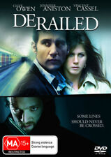 DERAILED DVD R4 CLIVE OWEN JENNIFER ANISTON ***
