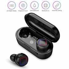 Mini Bluetooth Wireless Headset Tws Earphone Hd Music Earbuds for iPhone Android