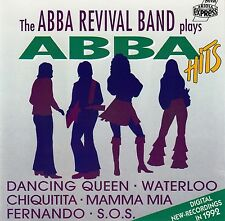 ABBA REVIVAL BAND - THANK YOU FOR THE MUSIC / CD - TOP-ZUSTAND