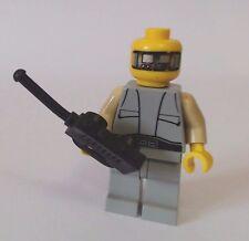 LEGO Star Wars Mini Figure Lobot Cyborg Assistant Command Centre REF837