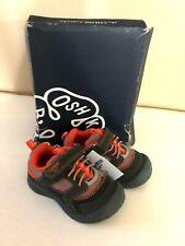 New OshKosh Bgosh Lago Toddler Boys Sneakers Size 5 Hook...