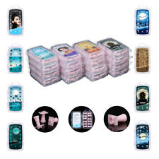 3D Nail Art Stamping 192Pcs/Box Multi Pattern Acrylic Gel Polish Printing Tool