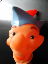 Kopf Kasper Puppentheater DDR Ostalgie Dachbodenfund Spielzeug Harlekin Figur