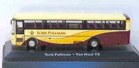 Atlas / Corgi Ooc Clásico Autobuses Colección 1/76 Furgoneta Hool T8 Autocar
