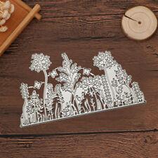 DIY Metal Flower Cutting Dies Stencil Scrapbooking Embossing Paper Card Craft