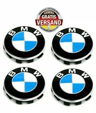 RUOTA in LEGA BMW Centro hub caps badge Set 68mm 10 PIN 1 3 5 SERIE X1