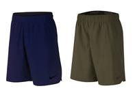 Pantaloncino Uomo da Training Nike Flex Blu Verde DRI-FIT Tasche Leggero Short