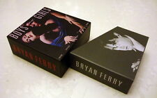 Bryan Ferry Boys and Girls PROMO EMPTY BOX for jewel case, japan mini lp cd