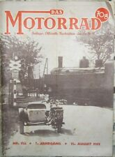 * Das Motorrad - Nr. 152 - 1931 Motorrad Österreich *