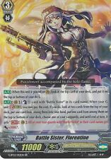 CARDFIGHT VANGUARD CARD: BATTLE SISTER, FLORENTINE - G-BT12/012EN RR