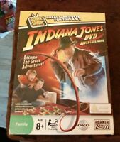 INDIANA JONES INTERACTIVE DVD ADVENTURE GAME COMPLETE NICE CONDITION PARKER 2008