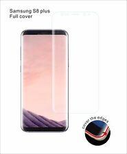 Full Screen Anti-Scratch TPU Screen Protector Guard Film -Samsung Galaxy S8 Plus