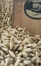 Semi di girasole crudi Sgusciati Decorticati senza buccia. frutta secca naturale