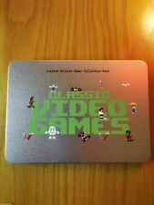 Royal Mail Video Games Limited Edition British Stamps Set- Gamer Collectors Pack