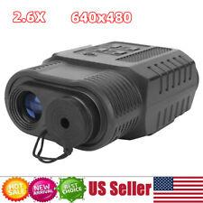 High quality infrared night vision binoculars night vision camera thermal