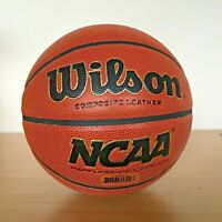 Wilson Evolution Leather Composite Cover Indoor Basketball NCCA