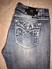 Miss Me Jeans... Easy Boot... Size 31