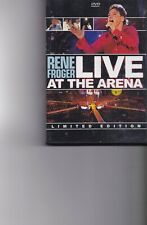 Rene Froger-Live At The Arena 2 music DVD boxset