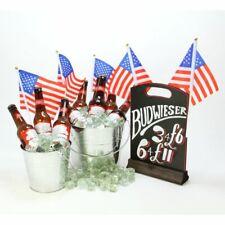 Independence Day Merchandising Kit. Display Kit. American Display. Bar Displays.