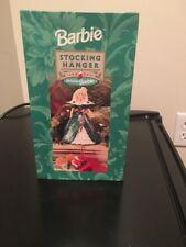 Barbie Stocking Holder