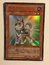 Yu-Gi-Oh! Shiba-Warrior YAP1-JP009 Ultra Rare Jap