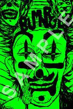 MR. BUNGLE 12X18 BAND POSTER REUNION TOUR CONCERT CALIFORNIA MIKE PATTON 2019 4