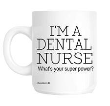 Dental Nurse Funny Gift Mug shan359