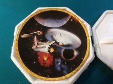 Star Trek Enterprise Collectors Plate