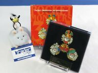 Pocket Monsters Pokemon 3rd Anniversary Memorial Pin Set Limited Edition 4000ex.