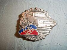insigne militaire pucelle service auto administration centrale