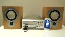 Denon UD-M31 HiFi Amp CD Tuner Denon SC-M51 Speakers + Free Bluetooth