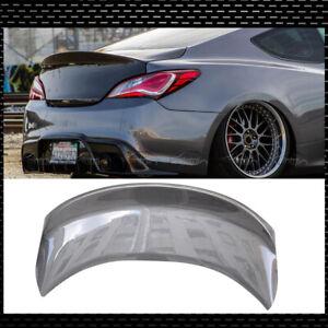 For 2010-2011 Hyundai Genesis Coupe HC Style 2DR Carbon Fiber Trunk Lids Parts