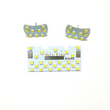 Car LED Interior Reading Lights for Toyota Mark X Reiz, 3 Pcs/set, 5050SMD 6000K