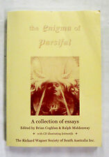 The Enigma of Parsifal A Collection of Essays Inc CD Coghlan & Middenway Signed