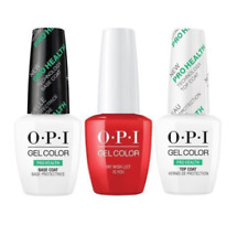 OPI Love Gel Color Kit FREE Professional Nail File & Buffer NEW