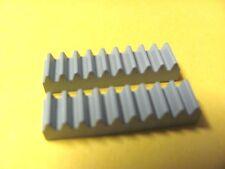 LEGO 3743 @@ Technic, Gear Rack 1 x 4  (x2)  850 851 853 855 856 8460 8680 10030
