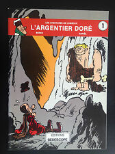 L'argentier doré Les aventures de Lombock Berck Daniel 1979 ETAT NEUF