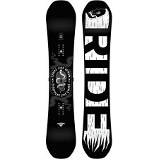RIDE Black-white 2019 Machete - 155cm Snowboard