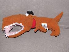 Tiger Electronics WOOFER SNAPPER Puppy Dog Barks Shakes Takara Toy Plush Stuffed