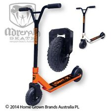 Adrenalin Dirt-x off Road Adult Push Scooter White