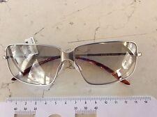 Prada SPR 63B 2AC-7A1occhiale sole nuovo anno 2001 lente grigia sfumato -40%