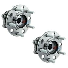 Pair Set 2 Rear WJB Wheel Bearing & Hub Kits for Dodge Caliber Jeep Compass AWD