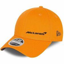 New Era F1 Formula 1 Essential 9FortySS Snapback Team Cap McLaren Orange